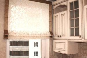 римские шторы на кухню фото 21