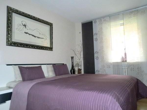спальня в серых тонах фото 11