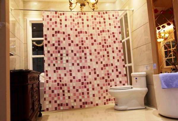 шторки для ванной фото 10