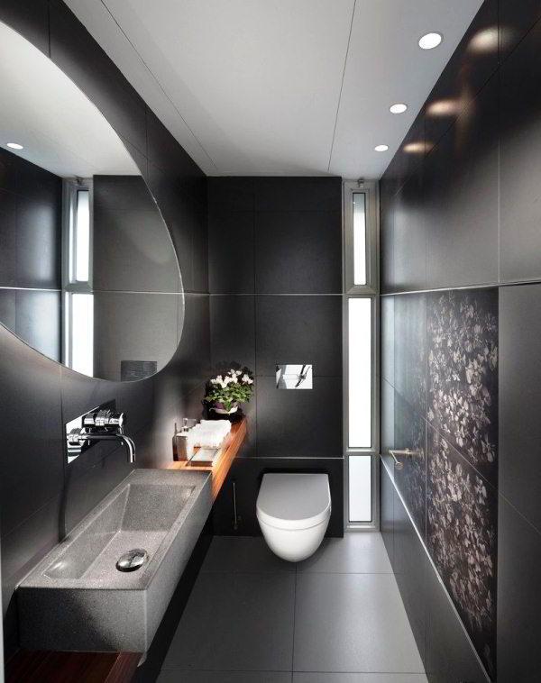современный дизайн ванной комнаты фото 15