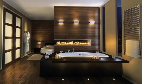 современный дизайн ванной комнаты фото 18