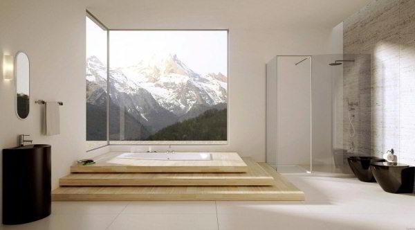 современный дизайн ванной комнаты фото 23