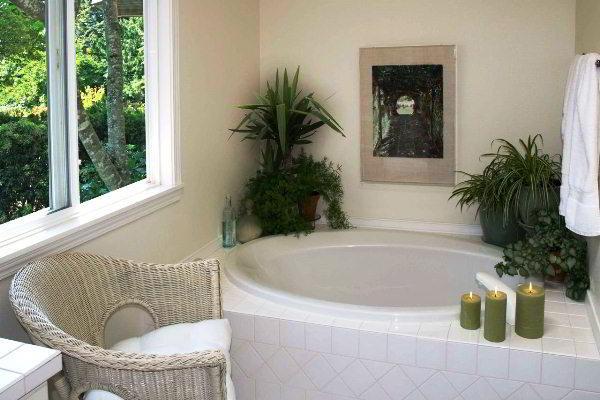 современный дизайн ванной комнаты фото 7
