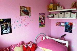 спальня для девочки фото 11
