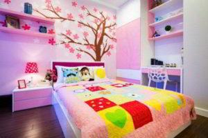 спальня для девочки фото 12