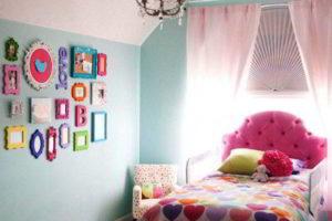 спальня для девочки фото 14