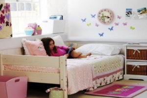 спальня для девочки фото 2