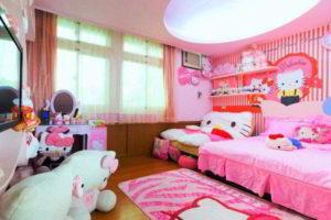 спальня для девочки фото 22