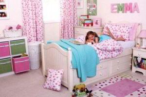 спальня для девочки фото 23