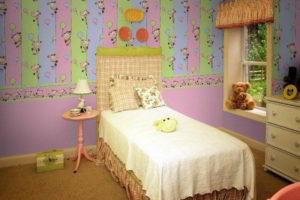 спальня для девочки фото 37