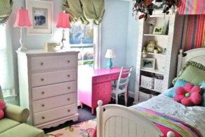 спальня для девочки фото 6