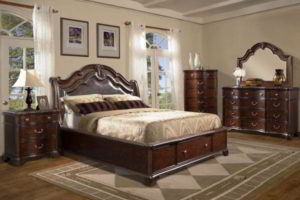 спальня из дерева фото 18