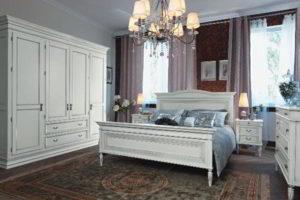 спальня из дерева фото 47