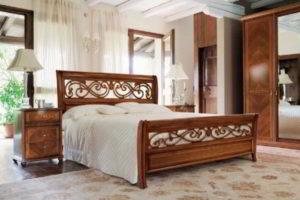 спальня из дерева фото 51