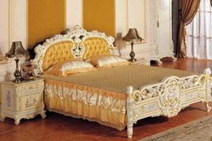 деревянные спальни фото 9