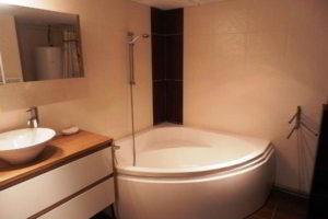 угловая ванна фото 11