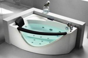 угловая ванна фото 19