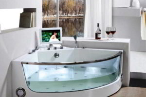 угловая ванна фото 23