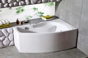 угловая ванна фото 25