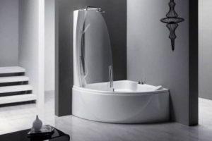 угловая ванна фото 28