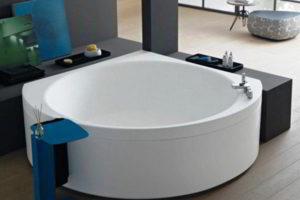 угловая ванна фото 3