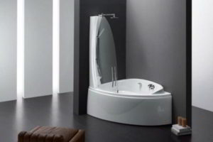 угловая ванна фото 33