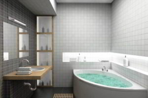 угловая ванна фото 34