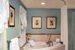 угловая ванна фото 40