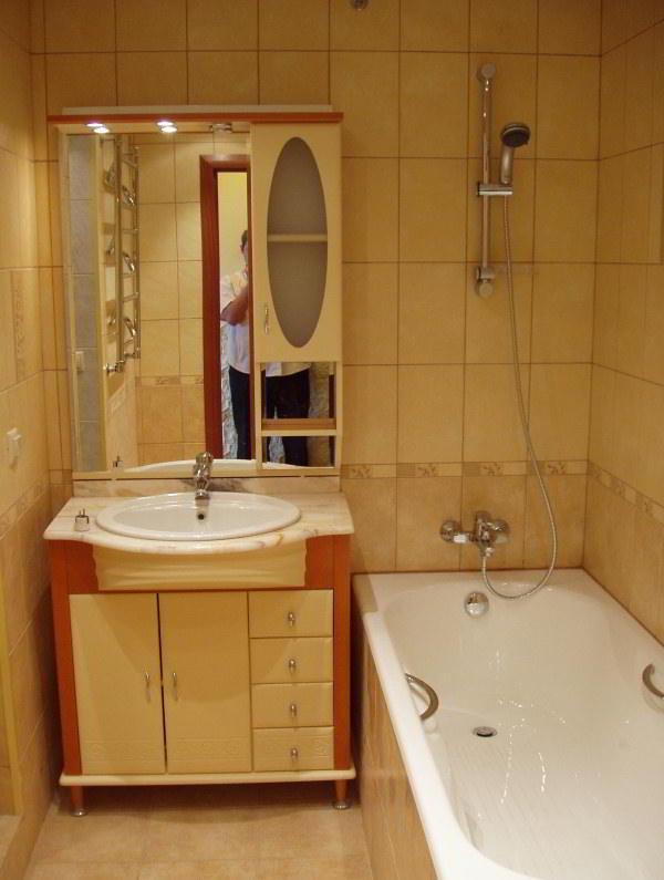 ванная 3 кв. м фото 10