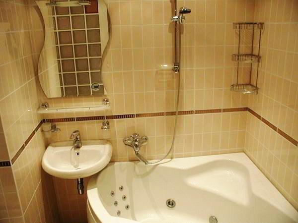ванная 3 кв. м фото 2