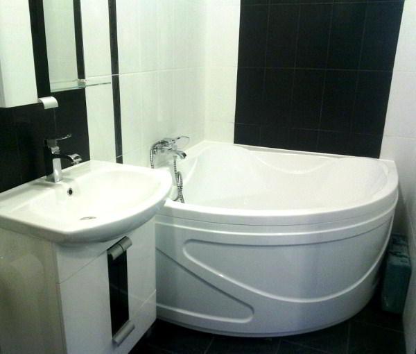 ванная 3 кв. м фото 5
