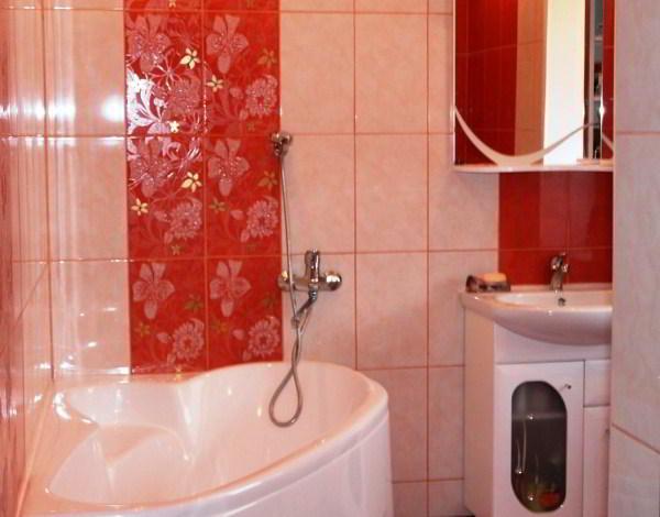 ванная 3 кв. м фото 7