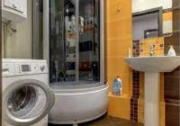 дизайн ванных комнат с душевой кабиной