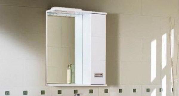 зеркальный шкаф для ванной фото 4