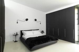 минимализм в спальне фото 10