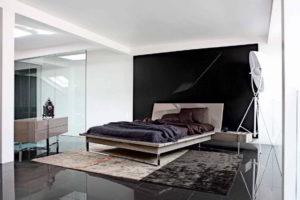 минимализм в спальне фото 13