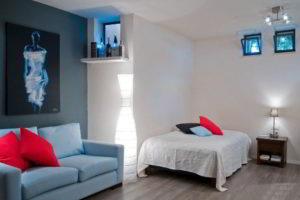 минимализм в спальне фото 25