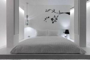 минимализм в спальне фото 3