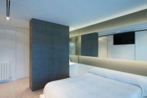 минимализм в спальне фото 30