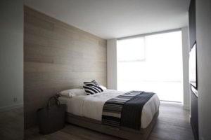 минимализм в спальне фото