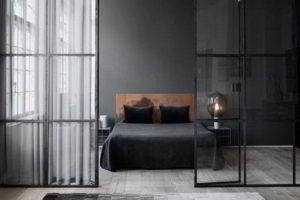 минимализм в спальне фото 4