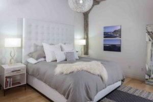 минимализм в спальне фото 43
