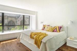 минимализм в спальне фото 47