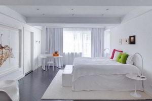 минимализм в спальне фото 48