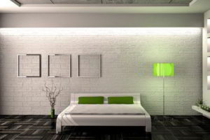 минимализм в спальне фото 49