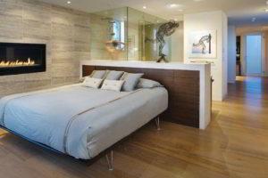 минимализм в спальне фото 59