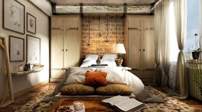 мебель для спальни лофт