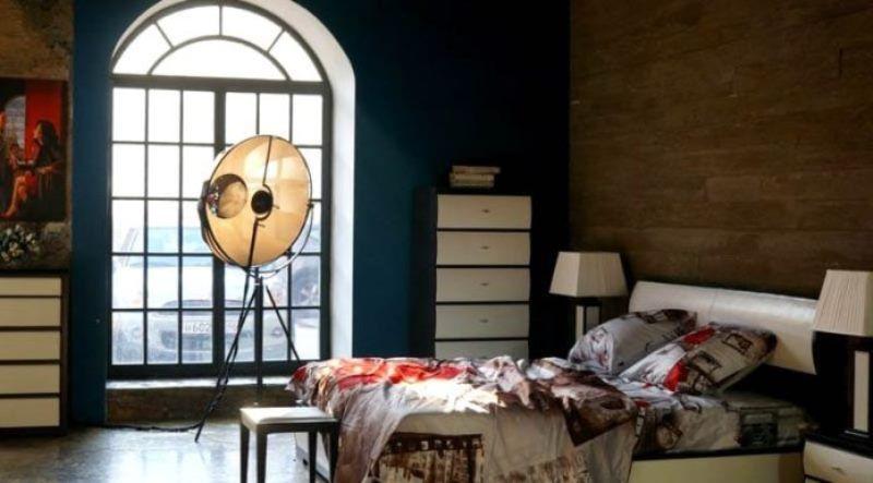 ремонт спальни в стиле лофт своими руками