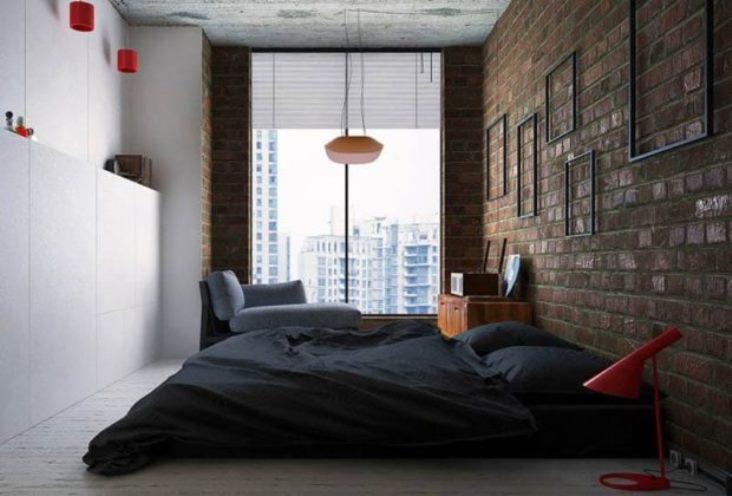 люстра в спальню в стиле лофт
