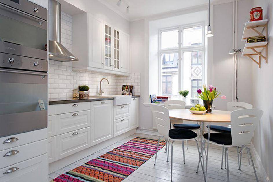 кухни в стиле кантри и прованс фото
